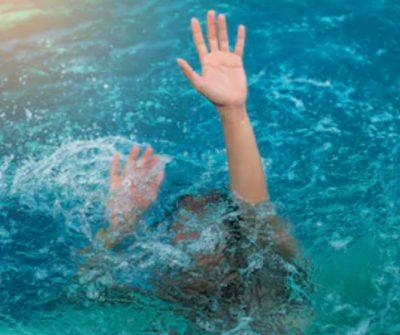 צפו: הציל ילדה שטבעה מתחת למים בלי לנשום כדקה!