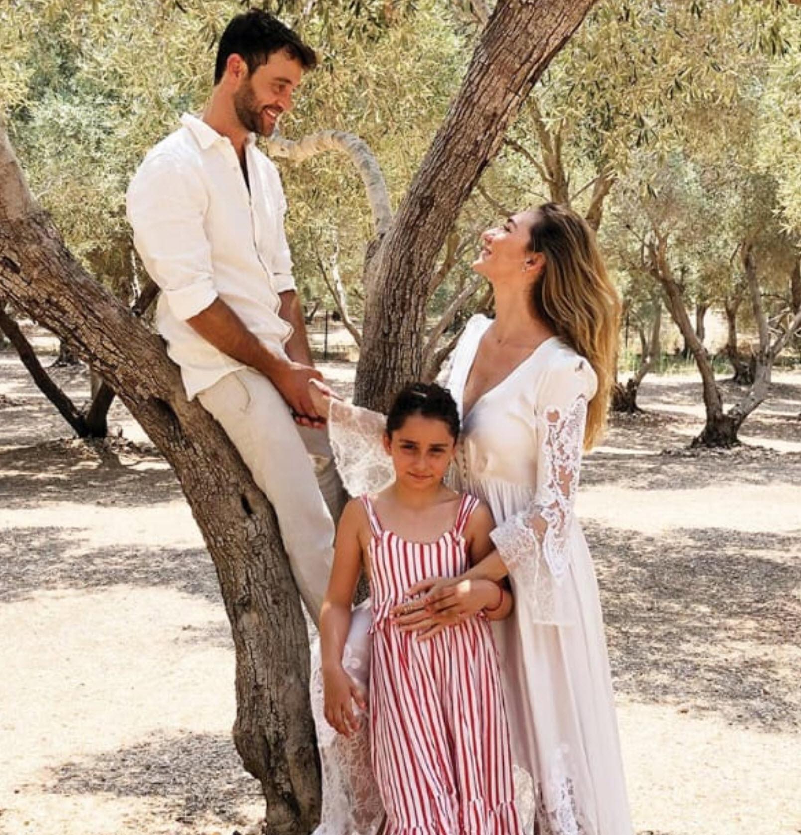 הפתיעה אותנו: מיכל אנסקי חושפת מתי תתחתן בעקבות ההריון!