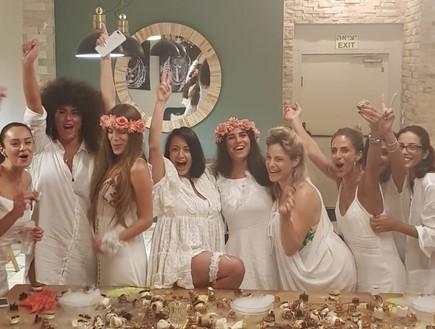 רגע לפני החתונה: מאיה בוסקילה חגגה במסיבת רווקות בלי פילטרים!