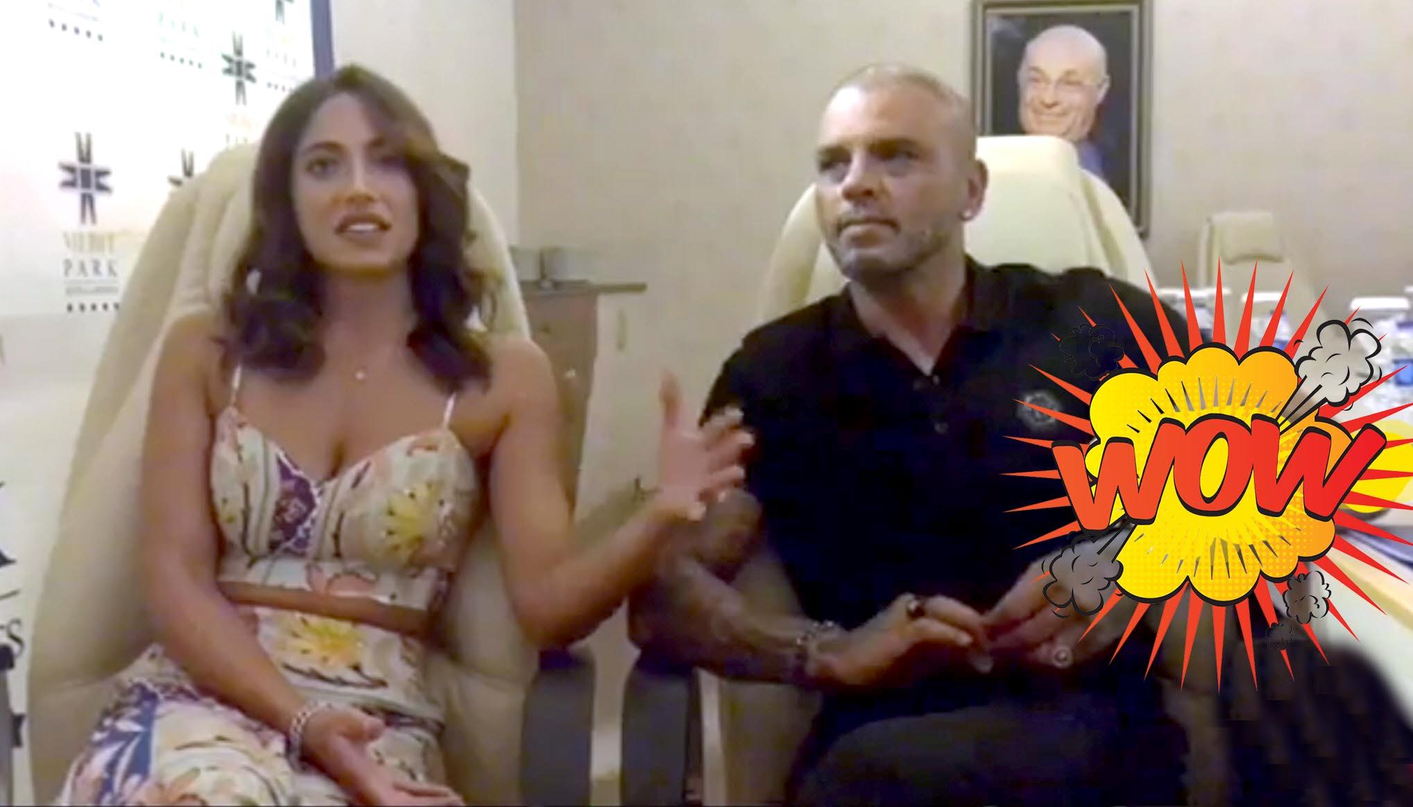 הצצה: דניאל גרינברג בראיון ראשון על הצעת הנישואין של אייל גולן!
