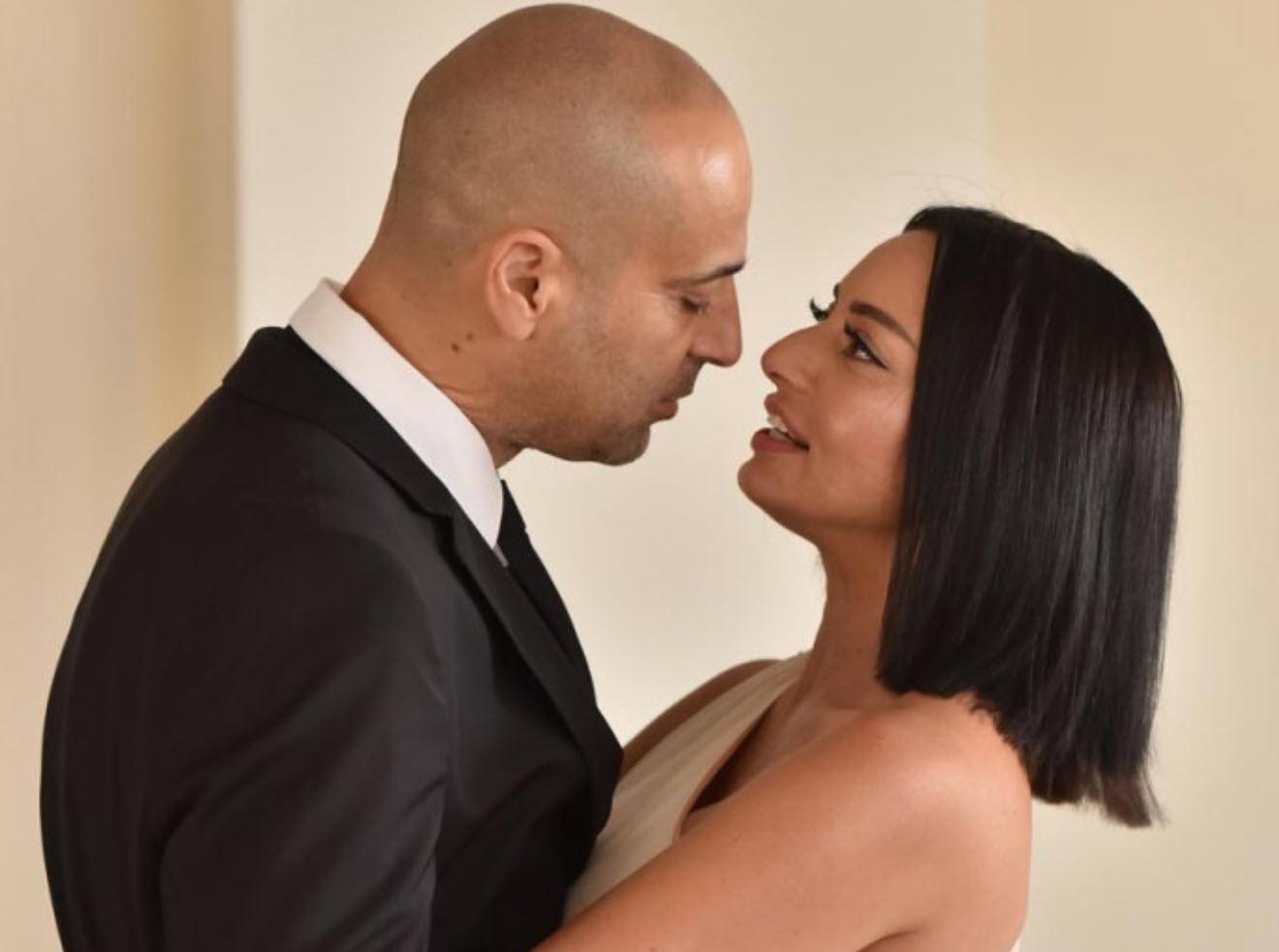 תאחלו לה מזל טוב: מאיה בוסקילה התחתנה עם עוזי אזולאי!!