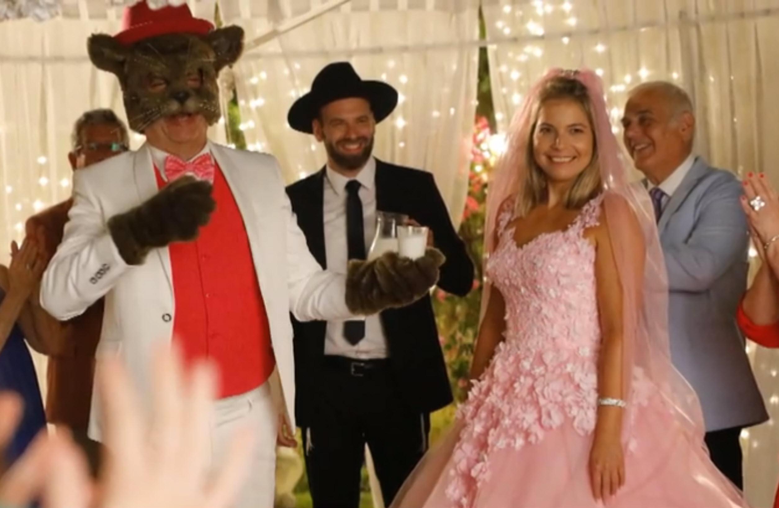 החתונה השנייה של שירי: שירי קופפרברג בקמפיין ראשון!