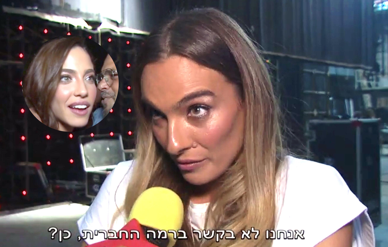 """אילנית לוי: """"אני אוהבת את דניאל אבל אנחנו לא חברות"""""""