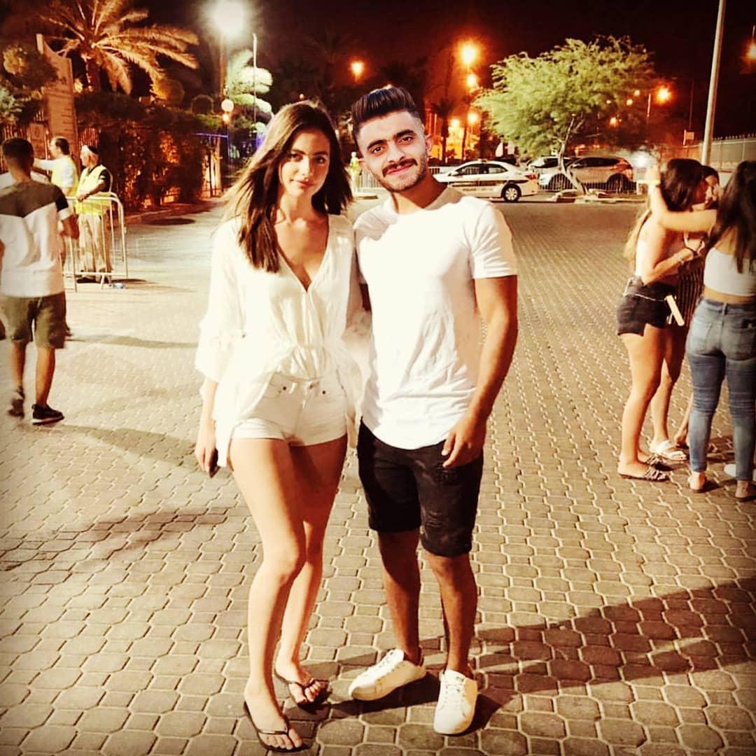 מחמוד מלבנון זייף זוגיות עם יעל שלביה וחטף קללות מישראלים באינסטגרם!