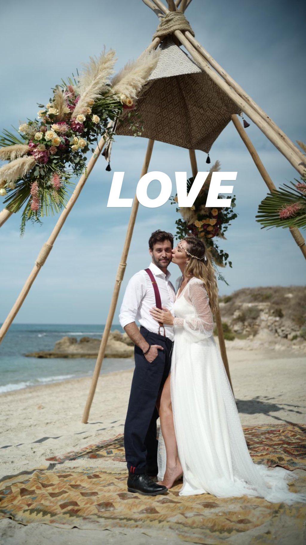 מיכל אנסקי התחתנה וקרן פלס באה להופיע אצלה!