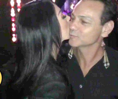 יש סולחה? ניקול ראידמן מתנשקת עם אקי אבני!