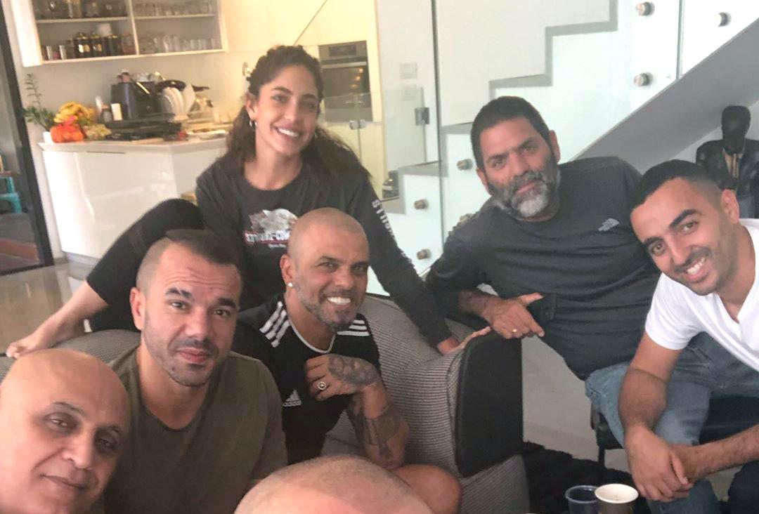דניאל גרינברג חטפה אש מהעוקבים של עדי לאון בגלל התמונה הזאת!