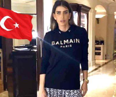 עינב בובליל טסה לאיסטנבול ועשתה לטורקיה יחסי ציבור!