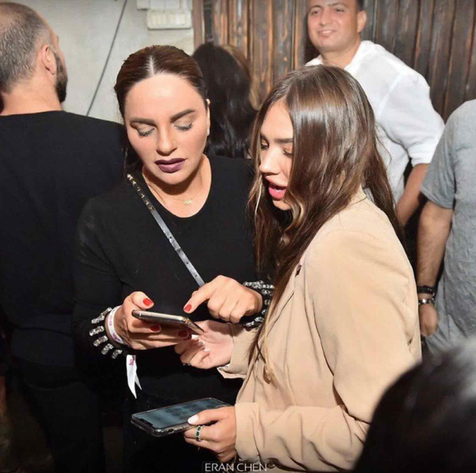 רוסלנה רודינה ואופירה אסייג מאויבות לחברות טובות?!