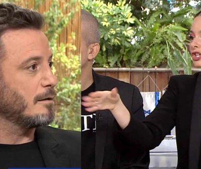 """רונן פייגנבוים נגד יעל בר זוהר: """"סוגרים לי את הפה"""" הראיון שפוצץ בשידור חי!"""