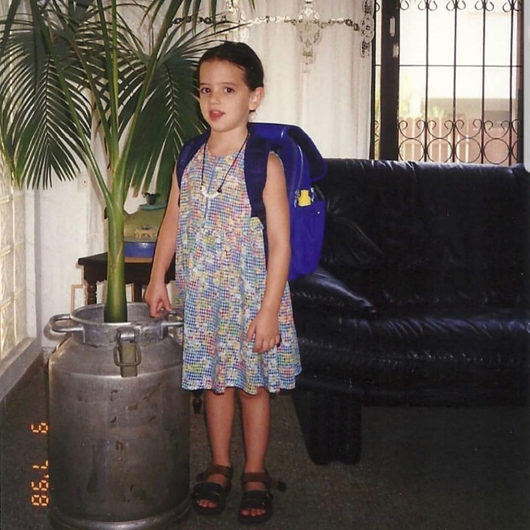 קורין גדעון תלמידת בית ספר