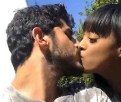 המעריצים כבר לא יכלו לחכות ואז זה קרה: תקוה וליאור התנשקו!