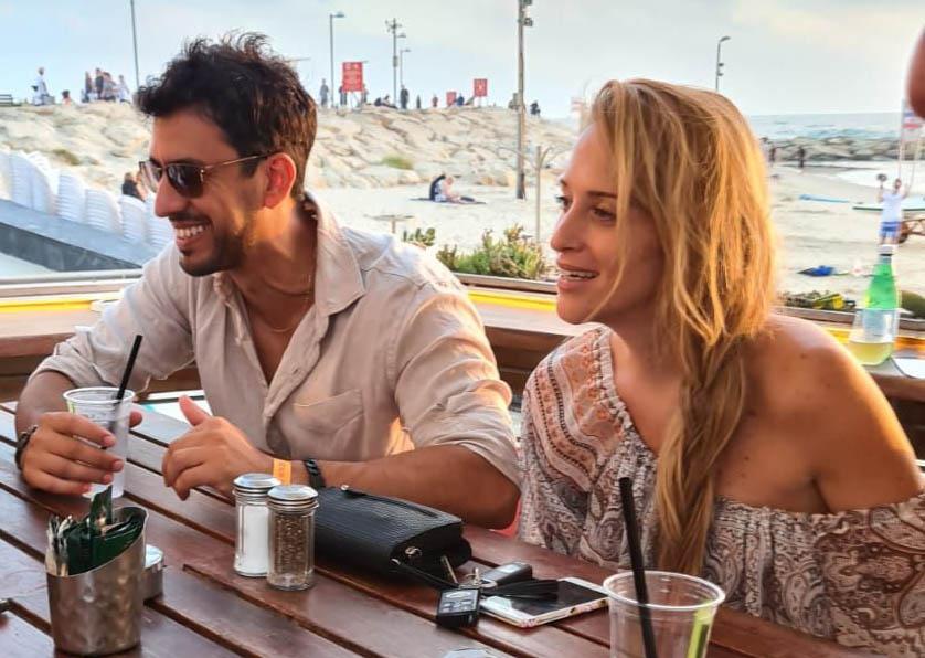במערכת יחסים: יוגב אלקיים ומור לרמן הופכים את הקשר הזוגי לרשמי!