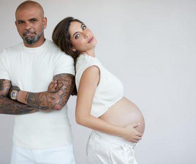 דניאל גרינברג ואייל גולן מדגמנים היריון ביחד!
