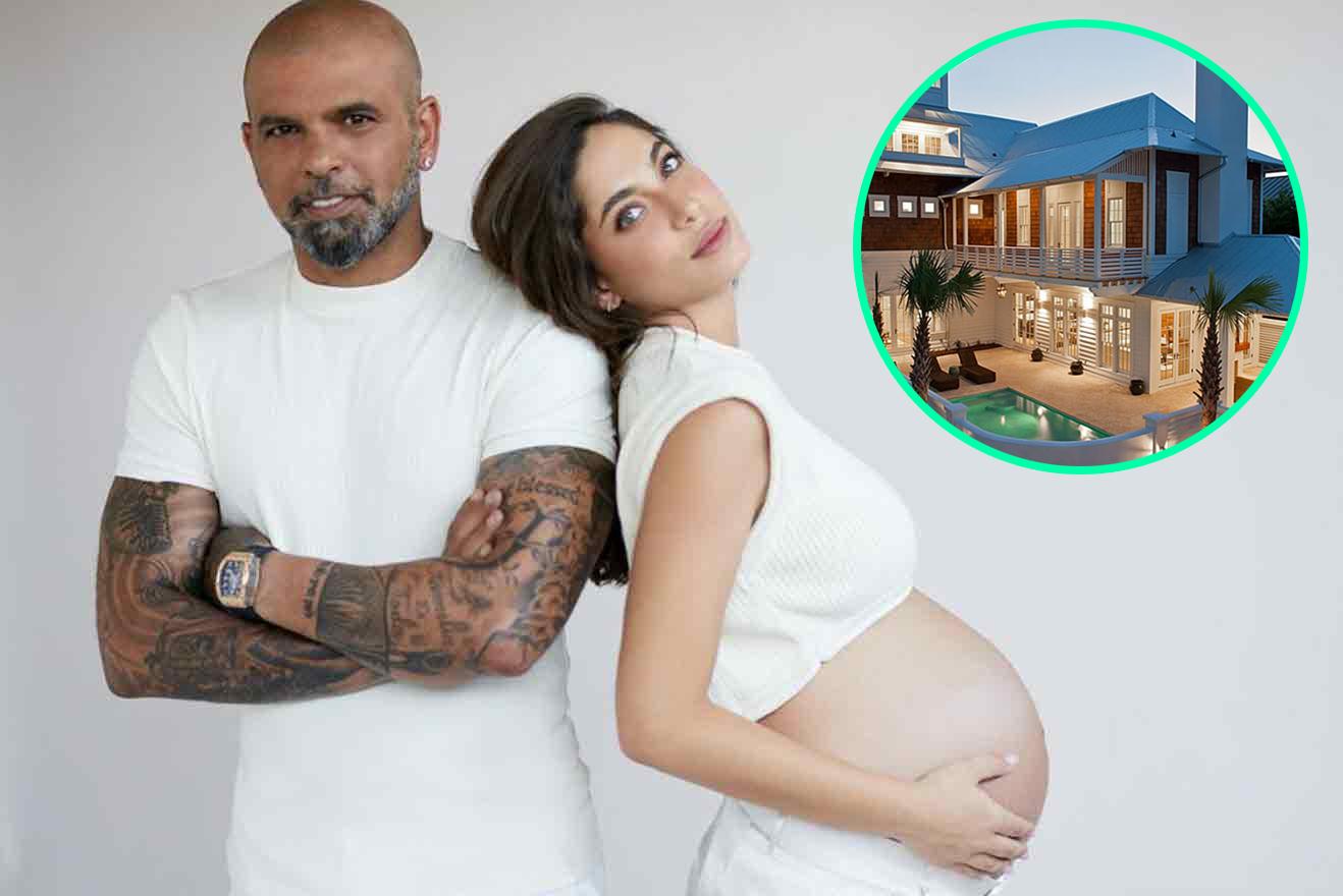 חשיפה: בית החלומות של אייל גולן ודניאל גרינברג נראה כך!