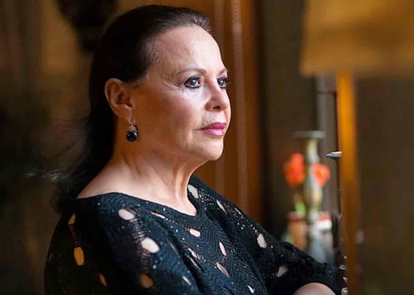 בגיל 81: השחקנית גילה אלמגור עושה מעשה מאוד מרגש!