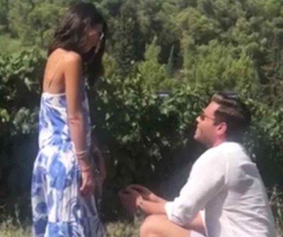 בשעה טובה: הצעת הנישואים של כוכבת חתונה ממבט ראשון!