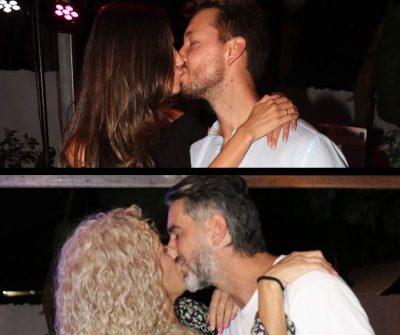 חם, לוהט, רותח: מי המפורסמים שבאו להפגין אהבה במסיבה!?