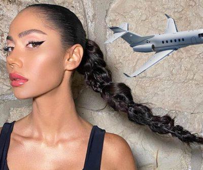 """ביוש נשמות: ירדן אדרי טסה לארה""""ב ולמי היא השאירה מסר!?"""