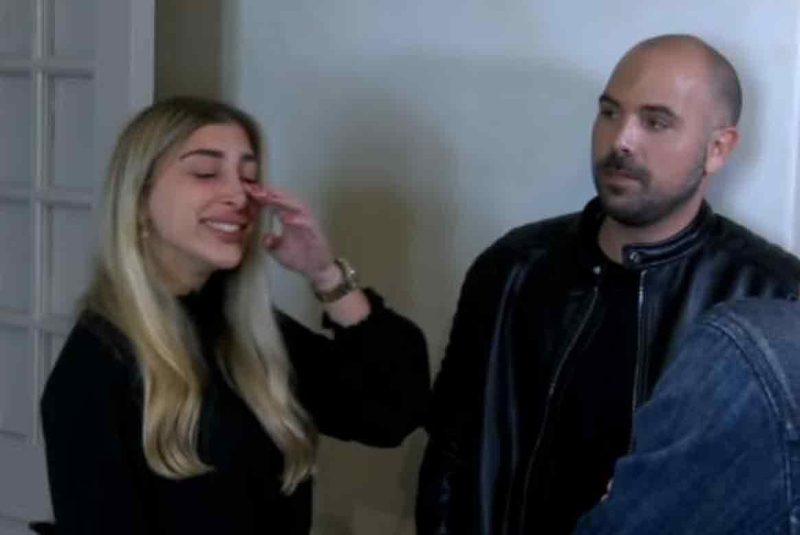 """איך הגיבה מעיין אשכנזי לכניסת האקס שלה לבית """"האח הגדול""""?!"""