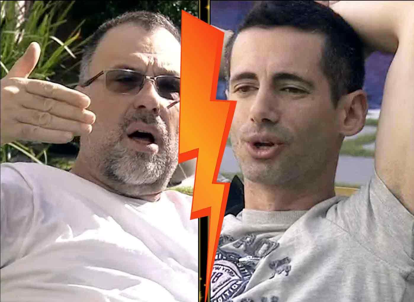 """רמי זרק לאילון וג'וזי:""""שני קוקסינלים חננות"""" וגרם לפיצוץ ברשת!"""