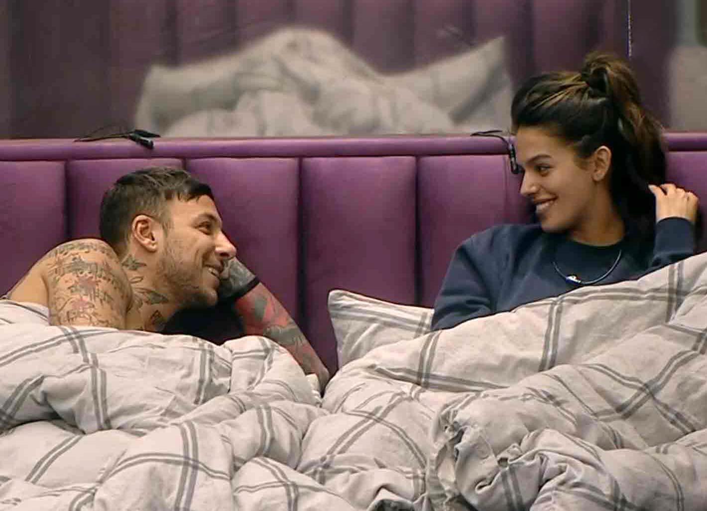 ג'וזי חושף לקארין סודות בחדר המיטות ואת הפחד הכי גדול שלו!
