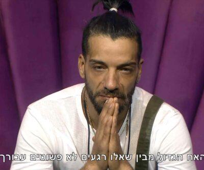 """אחרי שהועזב מבית האח הגדול: אלימלך קשתי תובע את ההפקה ב-2 מיליון ש""""ח!"""