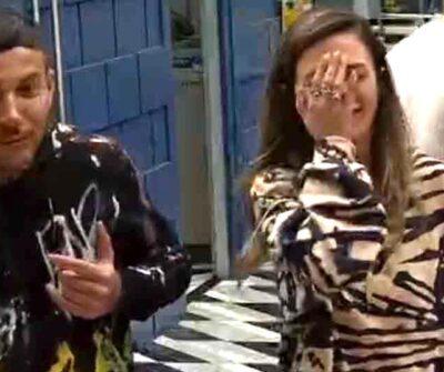 הפעם זה השיא: נועה יונני תופסת את ג'וזי זירה בביצים!