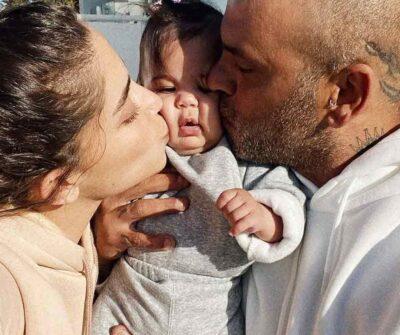 אסור לפספס: התינוקת מיאל הקטנה בקטע מרגש עם אייל גולן ודניאל גרינברג!