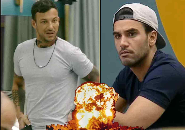 """ג'וזי מתפוצץ בעצבים על תום:""""אתה שרוף אצלי עד סוף העונה!"""""""