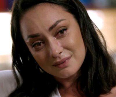 לאחר מאבק ואשפוז בבית החולים: אנה ארונוב נפרדת בצער מאביה ארקדי