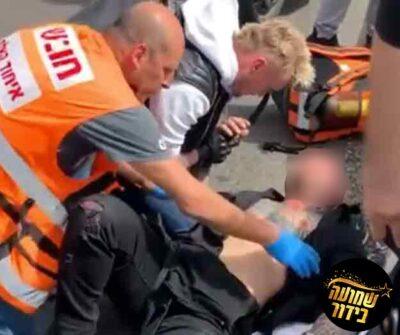 הלם: כוכב הריאלטי שעשה תאונה חזיתית והובהל לבית החולים!