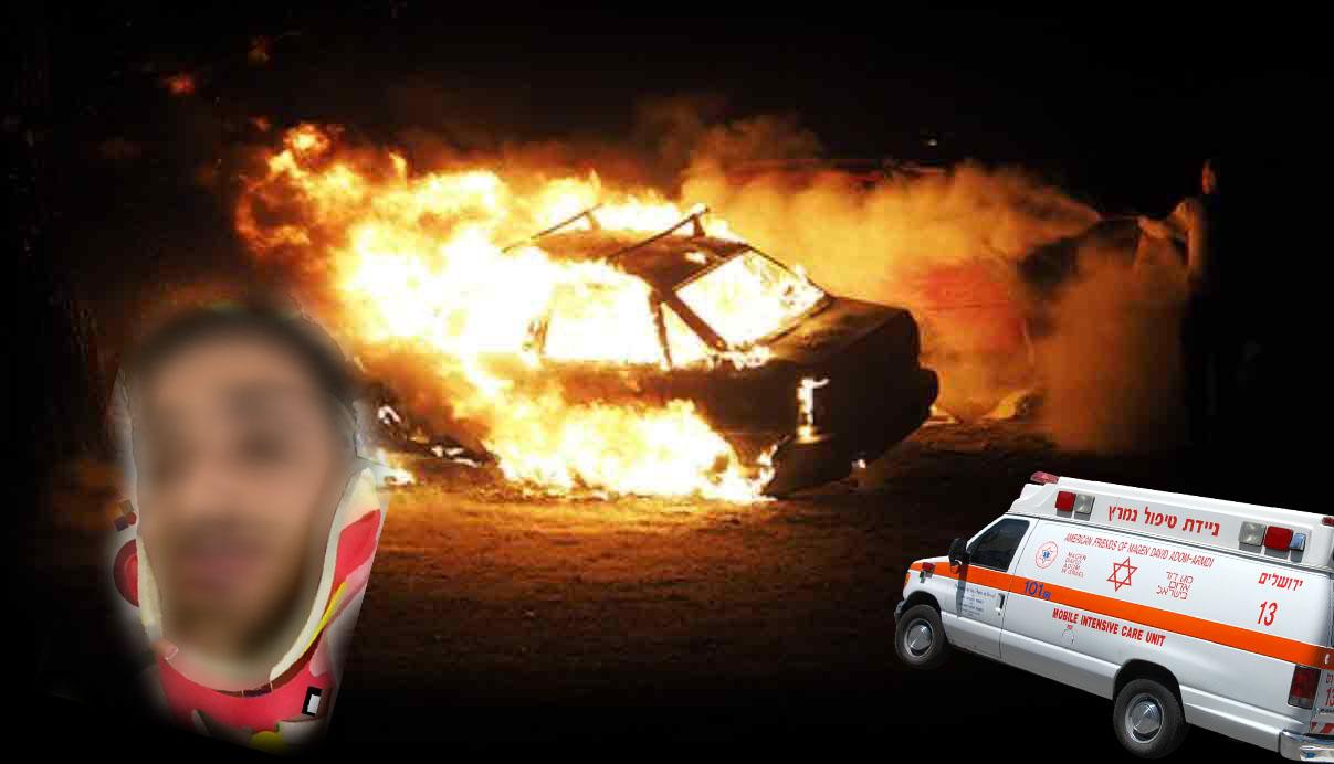 כוכב האח הגדול שניצל בנס מתאונת דרכים מחרידה!