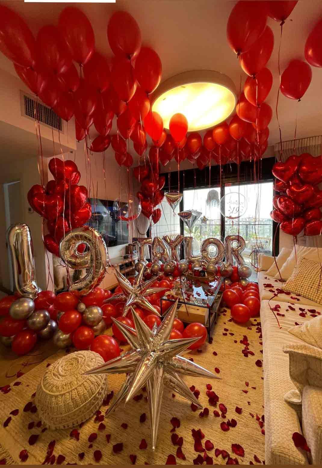 הפתעה: לירן דנינו מרגש את טיילור מלכוב ביום ההולדת ה-19 שלה!