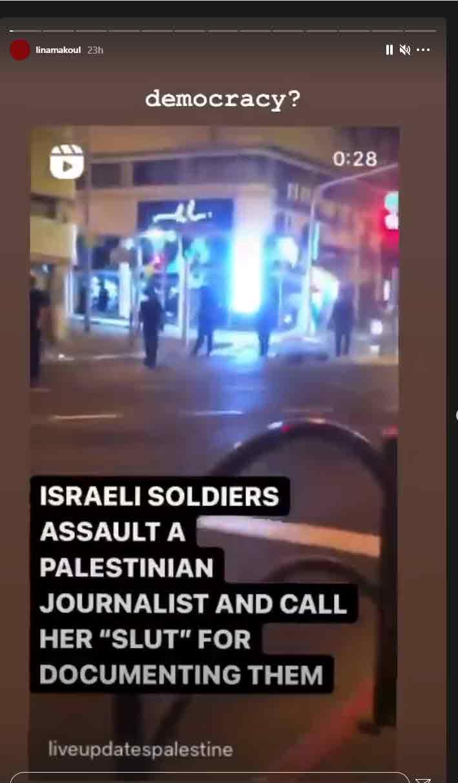 """זוכת הריאלטי יצאה נגד ישראל וחטפה:"""" תתביישי לך, ממלאת שנאה ושקר!"""""""