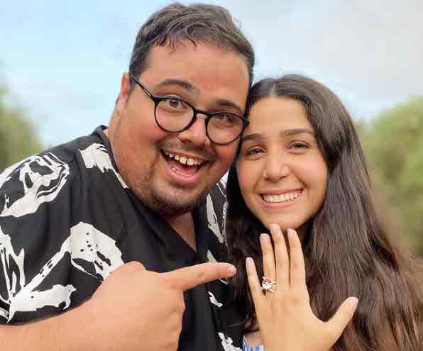היא אמרה כן! הצעת הנישואין המרגשת והמפתיעה של כוכב גולסטאר