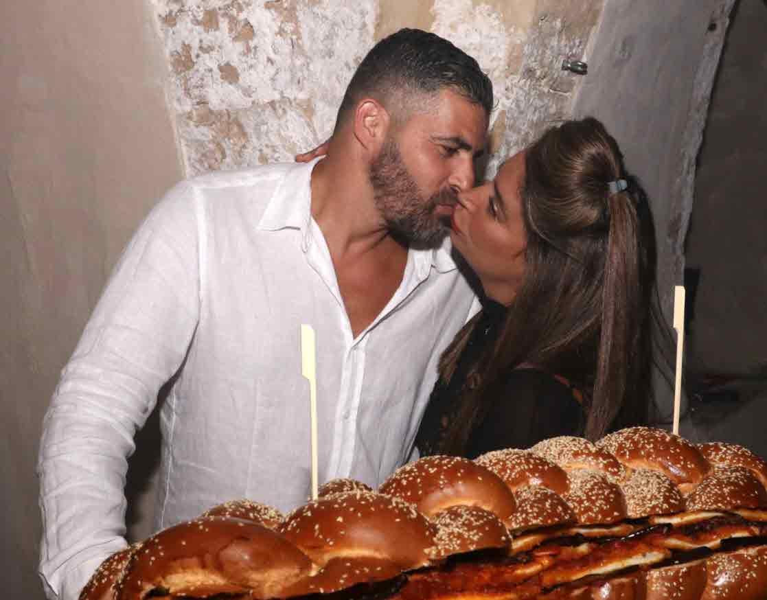 תם עידן רמי? לינור סביניק חוגגת יום הולדת 26 צמודה לבחור חדש!