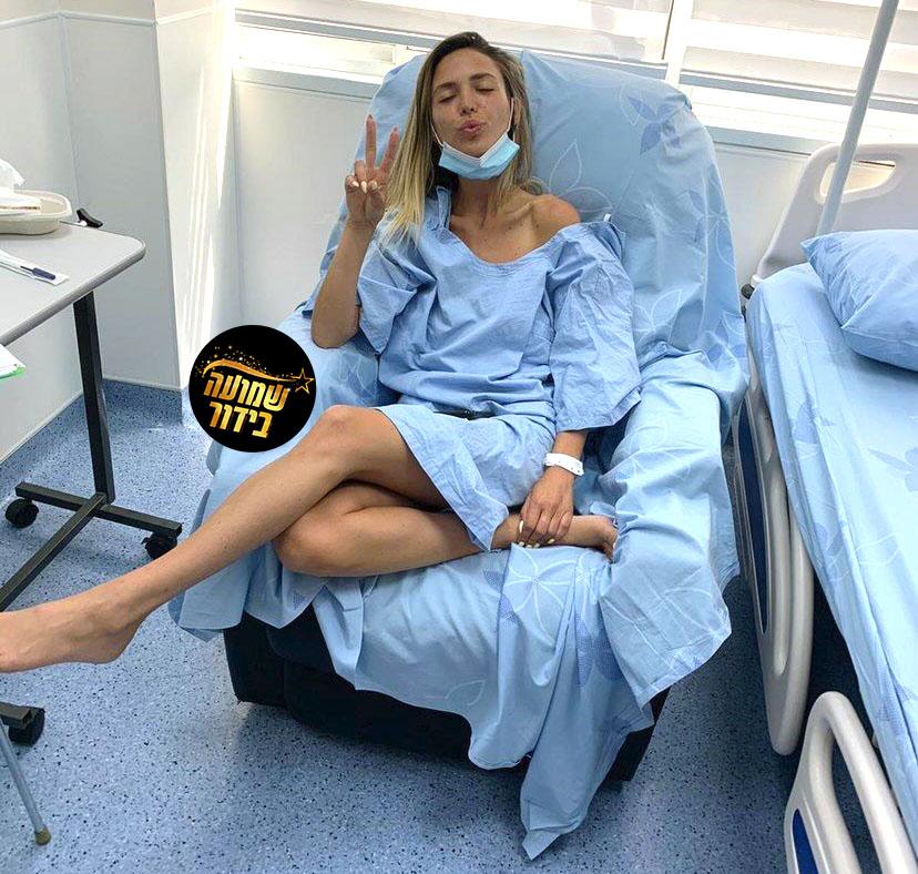 בעקבות בעיה בריאותית: נועה יונני עברה הליך רפואי!