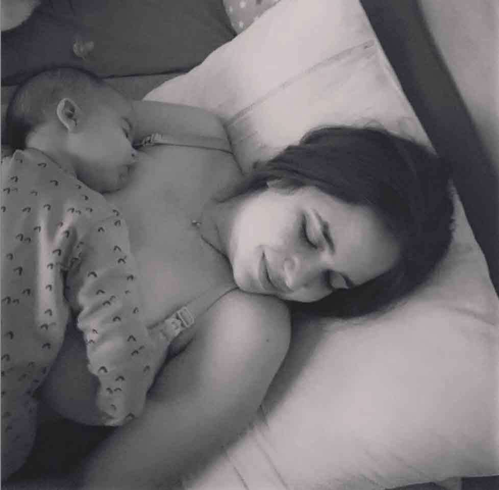 """המכתב המרגש והעצוב של ענאל אסידו לילד שלה:""""יצאתי מהחדר ופרצתי בבכי"""""""