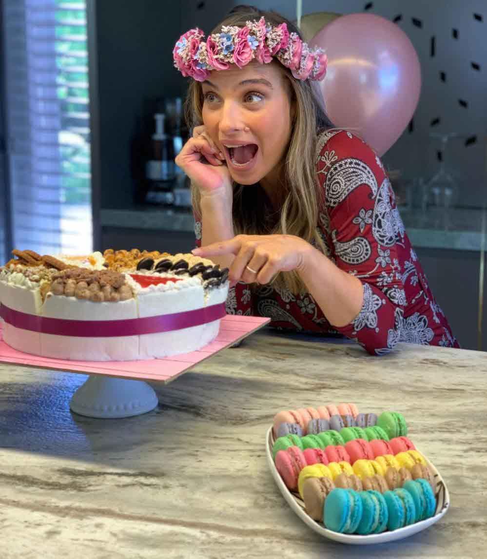 אילנית לוי הפתעה יום הולדת