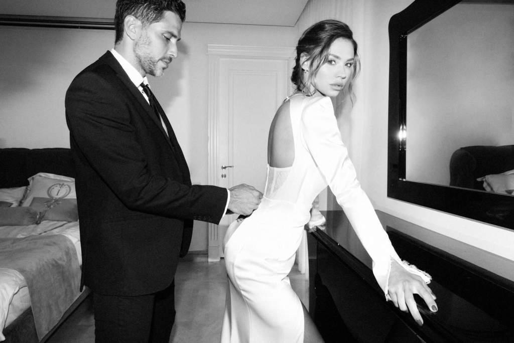רוסלנה רודינה נשואה: החופה המרגשת והחתן איתי פז בחשיפה ראשונה!