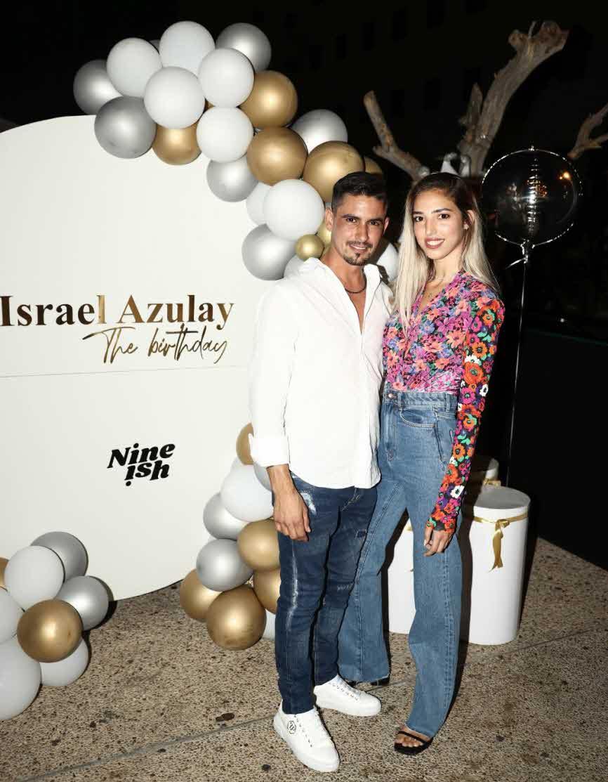 אחרי ג'קי אזולאי: ישראל אוזלאי מציג את בת הזוג החדשה?