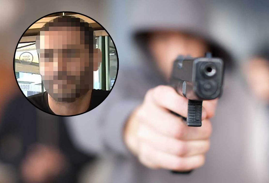 """הלם: כוכב """"האח הגדול"""" חשוד ששדד סניף דואר בראשון לציון באיומי אקדח!"""